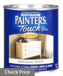deal satin wood paint