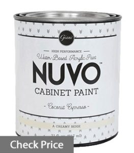 paint for wood cabinets