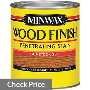 stain for furniture and hardwood floors