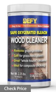 defy wood cleaner