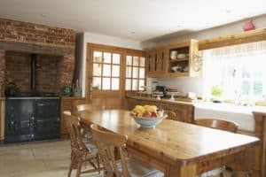 Choosing the best finish for your wooden kitchen table is an important decision. After all you probably use the table every day which means that the ... & Best Finishes for Wood Kitchen Table 2019 - Reviews and Buyeru0027s Guide