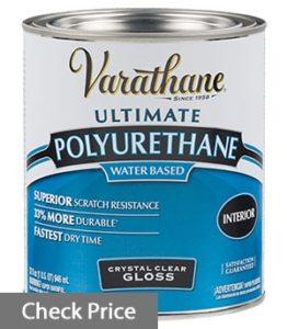 clear coat polyurethane